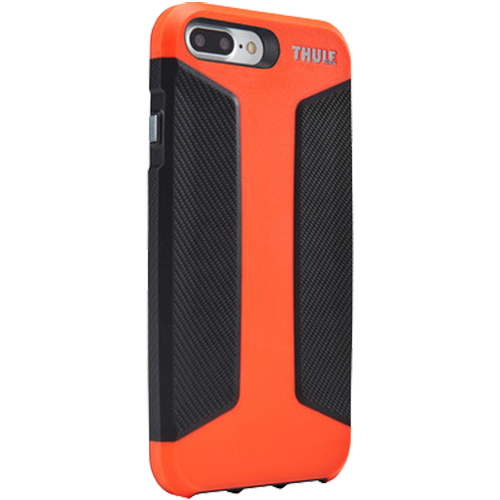 THULE Husa Capac Spate Atmos X3 Slim Anti-Shock Portocaliu Apple iPhone 7 Plus, iPhone 8 Plus