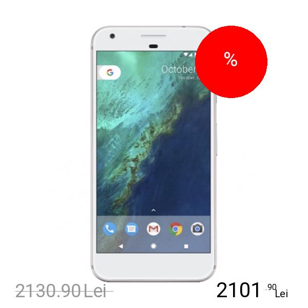 Google Pixel 128GB LTE 4G Argintiu 4GB RAM