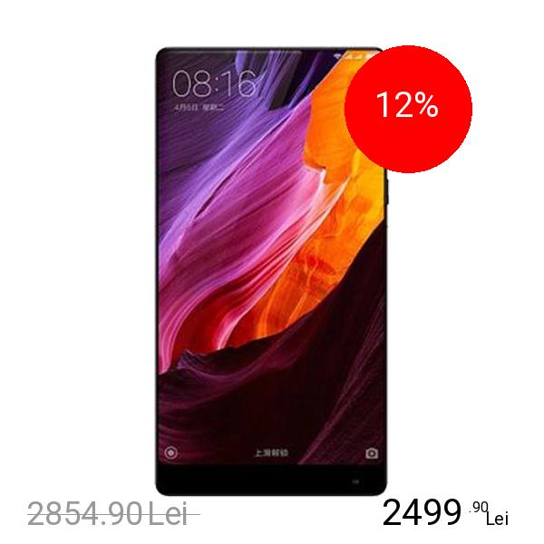Xiaomi Mi Mix Dual Sim 256GB LTE 4G Negru 6GB RAM