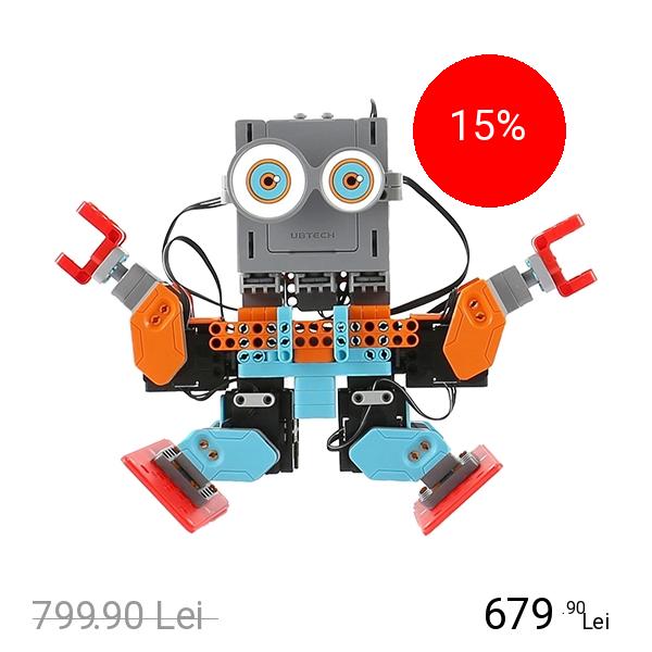 UBTECH JIMU Buzzbot Kit Constructie Interactiv