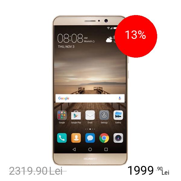 Huawei Mate 9 Dual Sim 64GB LTE 4G Auriu 4GB RAM