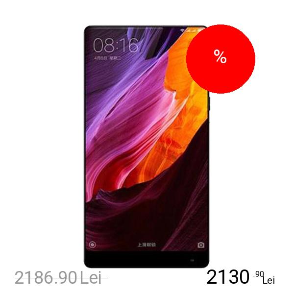 Xiaomi Mi Mix Dual Sim 128GB LTE 4G Negru 4GB RAM