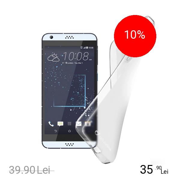 Cellularline Husa Capac Spate HTC Desire 530