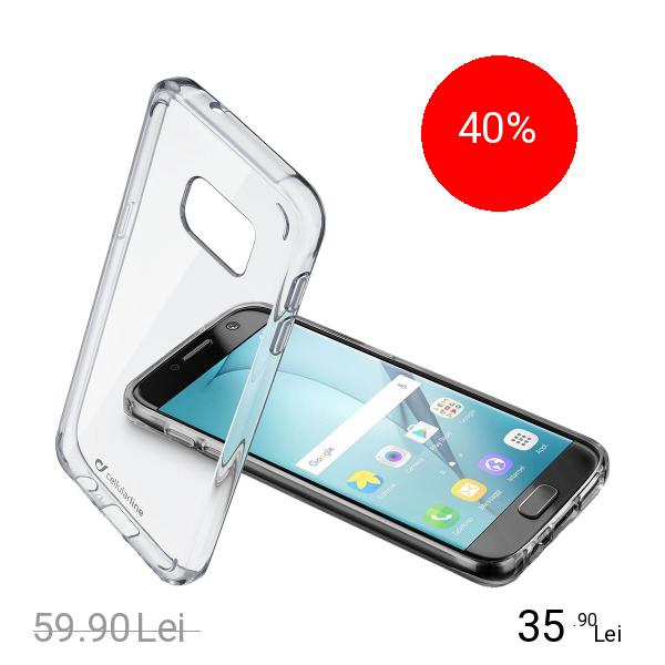 Cellularline Husa Capac Spate SAMSUNG Galaxy A5 2017
