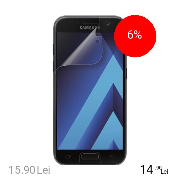 Samsung Folie De Protectie Transparenta SAMSUNG Galaxy A3 2017
