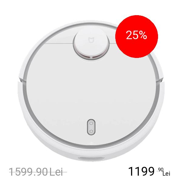 Xiaomi Aspirator Inteligent MiJia Mi Robot 5200mAh