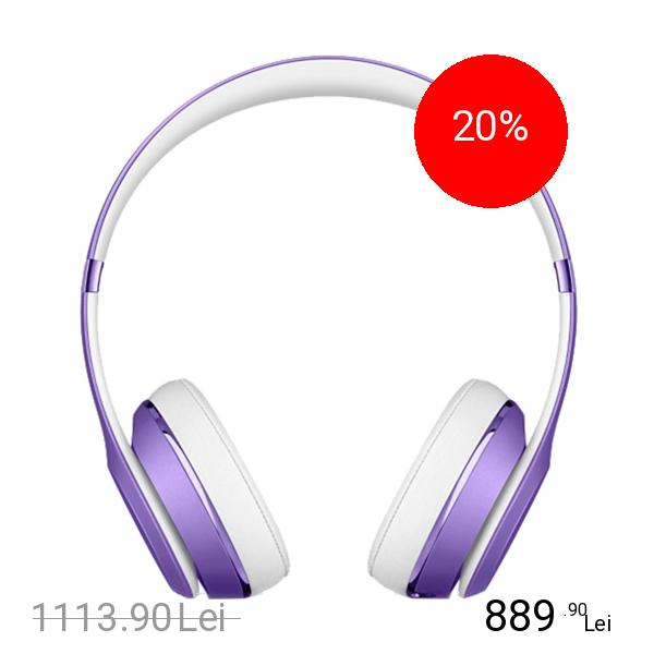 Beats Casti Wireless Solo 3 On Ear Violet