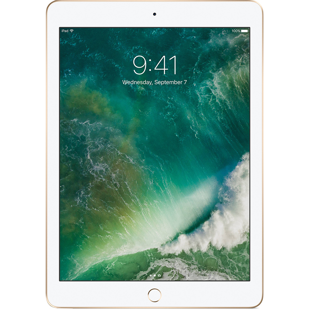 Apple IPad 2017 9.7 128GB Wifi Auriu