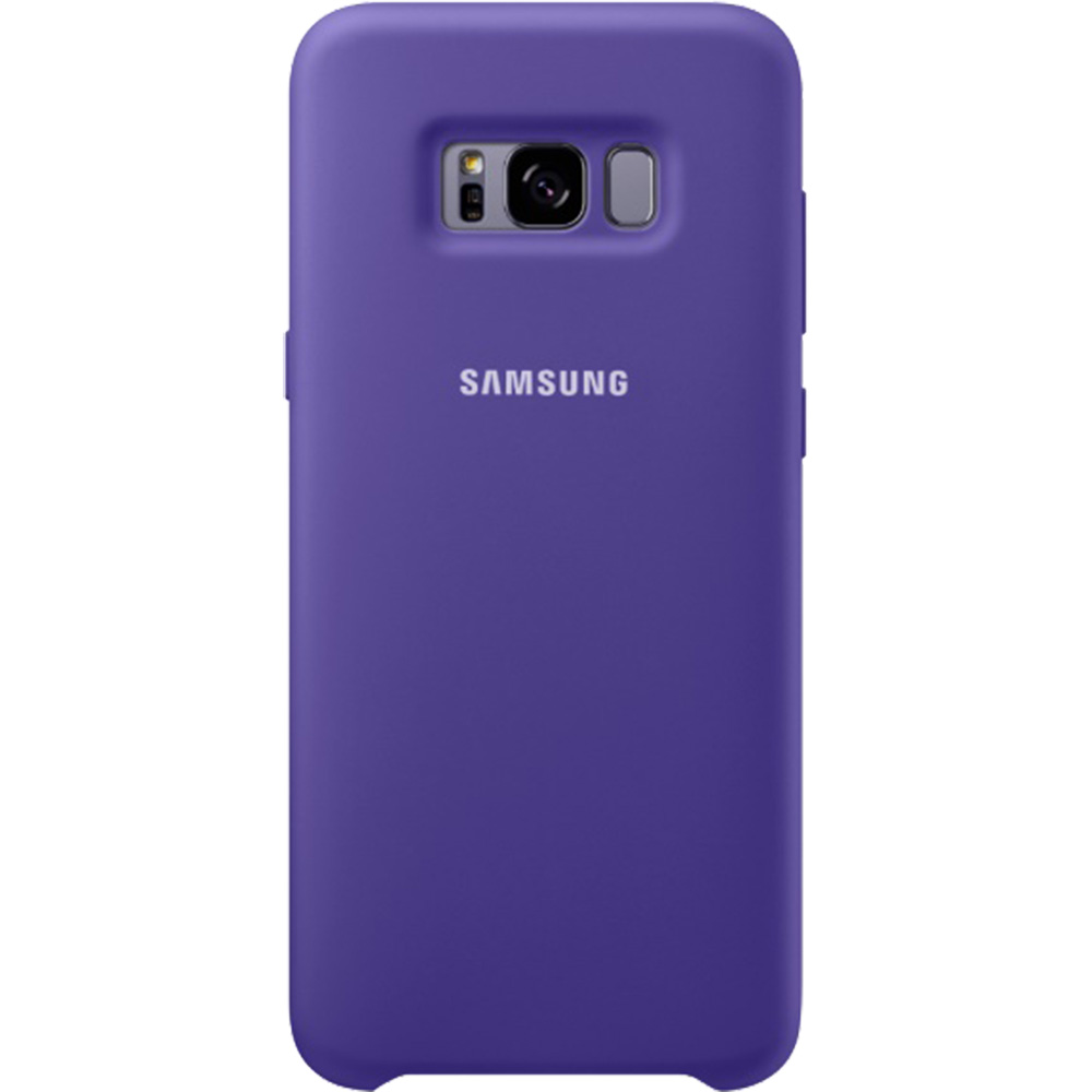 Samsung Husa Capac spate Silicon Cover Violet SAMSUNG Galaxy S8