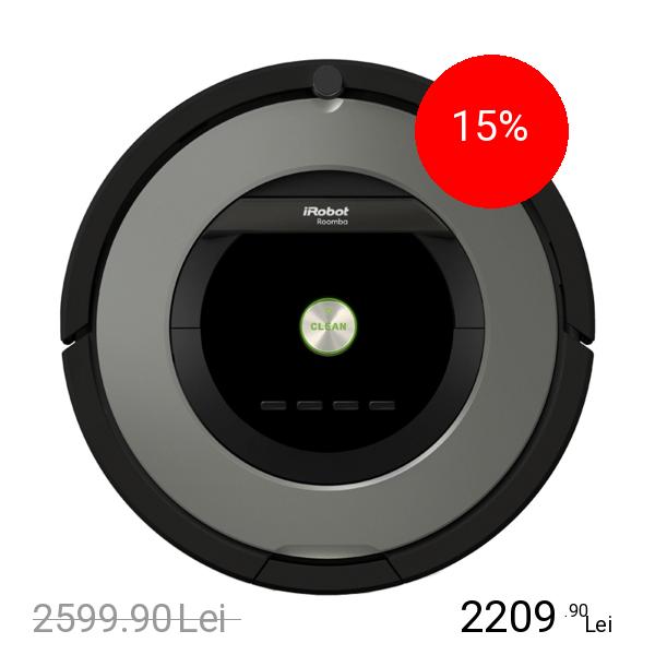 IROBOT Aspirator Robot Roomba 866