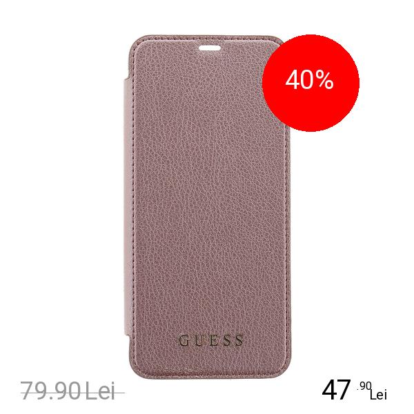 Guess Husa Agenda Roz SAMSUNG Galaxy S8 Plus