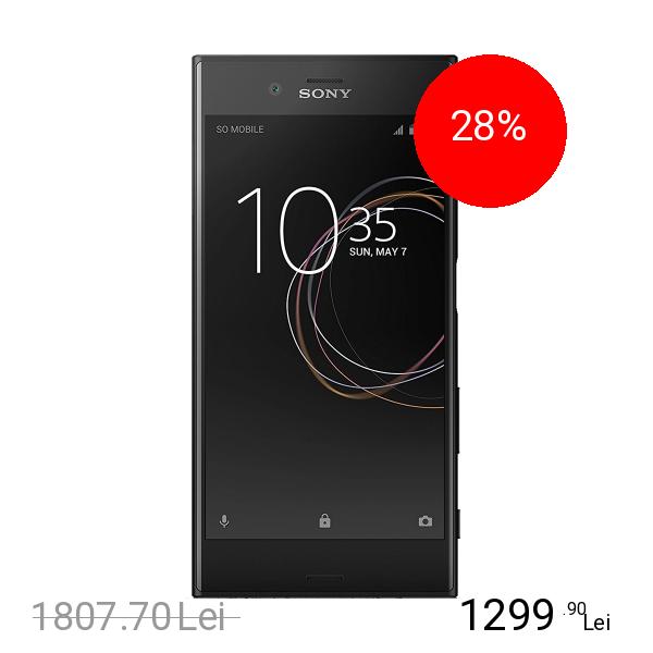 Sony Xperia XZs Dual Sim 64GB LTE 4G Negru 4GB RAM