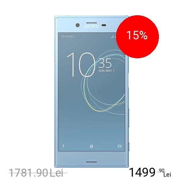Sony Xperia XZs Dual Sim 64GB LTE 4G Albastru 4GB RAM