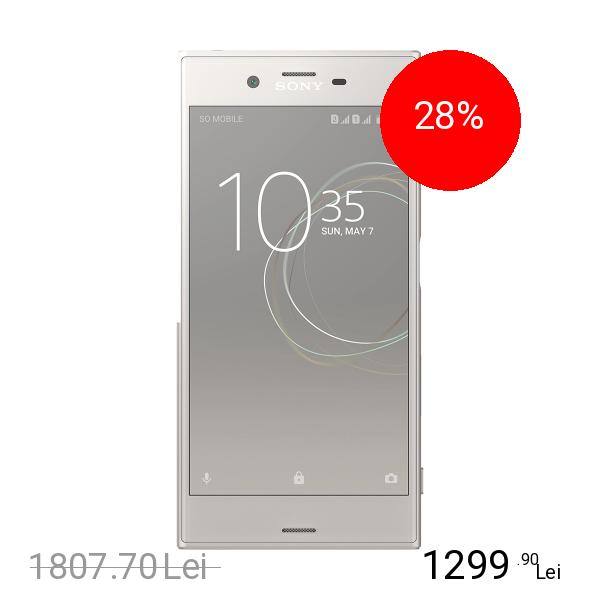 Sony Xperia XZs Dual Sim 64GB LTE 4G Argintiu 4GB RAM