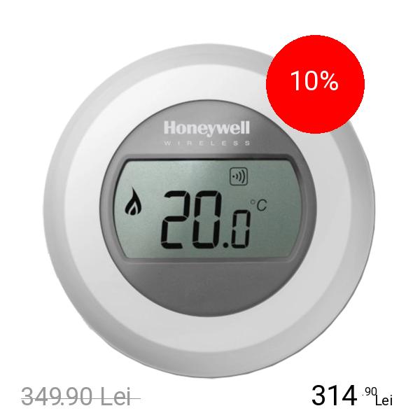 HONEYWELL Termostat Wireless Rotund