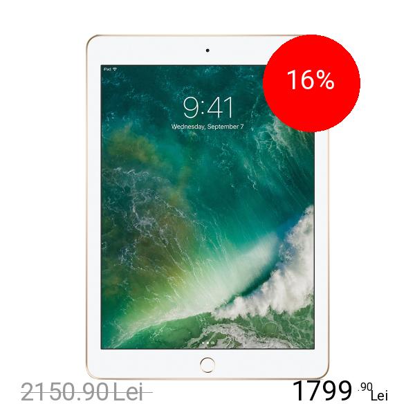 Imagine indisponibila pentru Apple IPad 2017 9.7 32GB LTE 4G Auriu