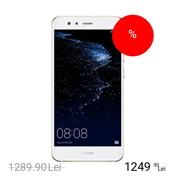 Huawei P10 Lite Dual Sim 32GB LTE 4G Alb 4GB RAM