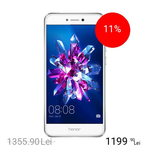 Huawei P8 Lite 2017 Dual Sim 64GB LTE 4G Alb 4GB RAM