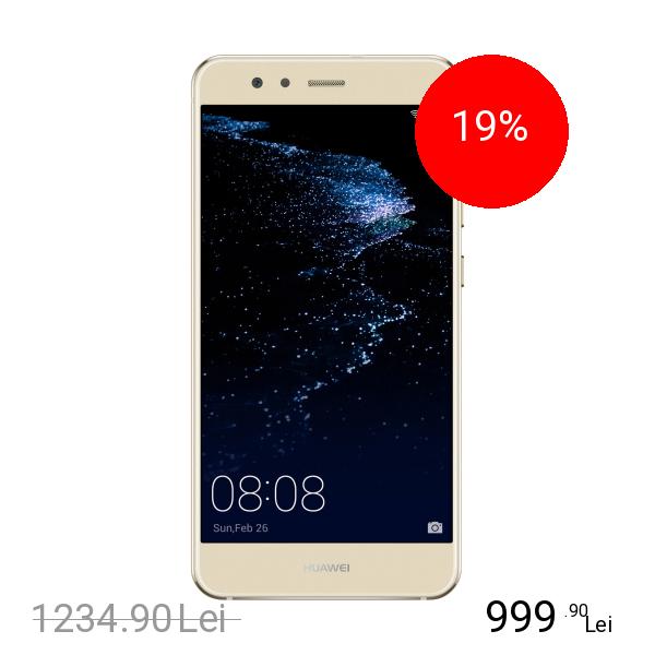Huawei P10 Lite Dual Sim 32GB LTE 4G Auriu 4GB RAM