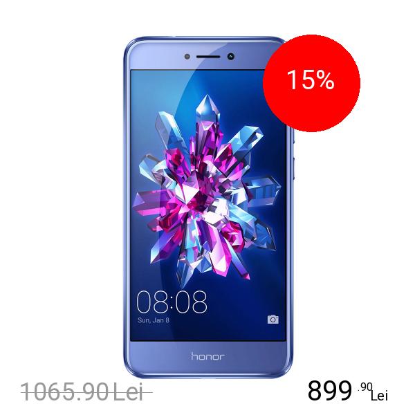Huawei P8 Lite 2017 Dual Sim 32GB LTE 4G Albastru 4GB RAM