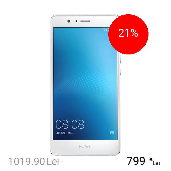 Huawei P9 Lite Dual Sim 16GB LTE 4G Alb 3GB RAM