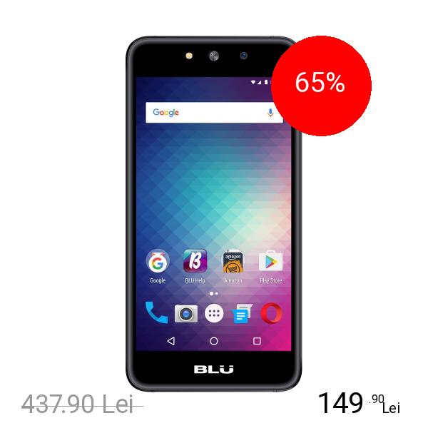 BLU Grand Energy Dual Sim 8GB LTE 4G Gri 1GB RAM