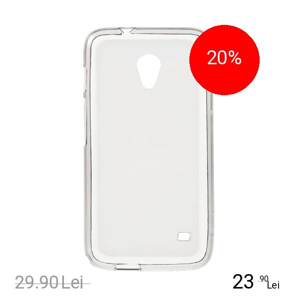 STAR Husa Capac Spate Ultra Slim Transparent ALCATEL One Touch Pixi 4 (5