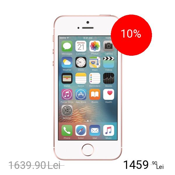 Apple IPhone SE 128GB LTE 4G Roz