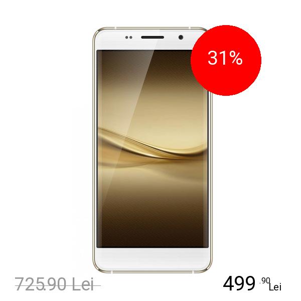 TESLA Smartphone 6.2 Lite Dual Sim 16GB LTE 4G Auriu