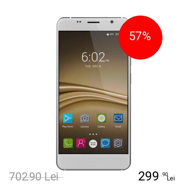 TESLA Smartphone 6.2 Lite Dual Sim 16GB LTE 4G Alb