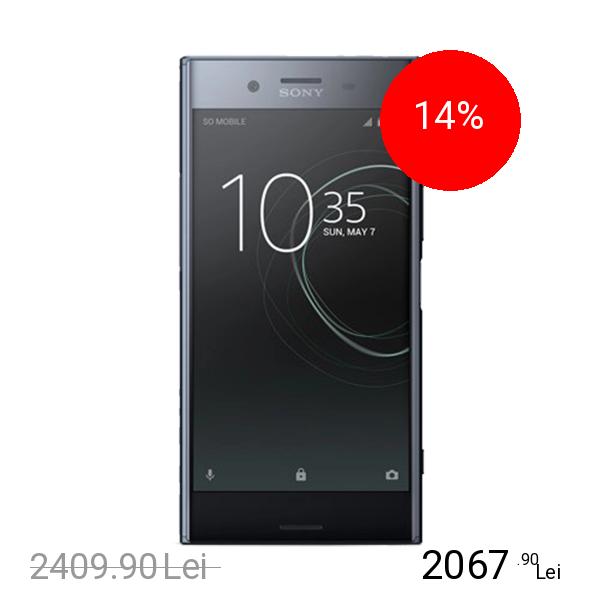 Sony Xperia XZ Premium Dual Sim 64GB LTE 4G Negru 4GB RAM