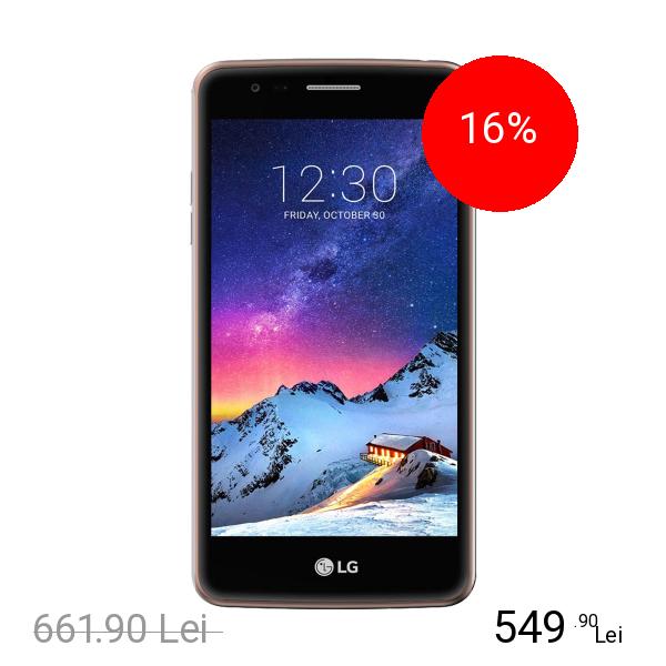 Lg K8 2017 Dual Sim 16GB LTE 4G Auriu