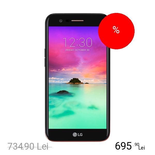 Lg K10 2017 Dual Sim 16GB LTE 4G Negru