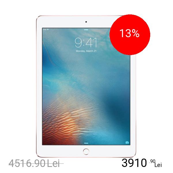Imagine indisponibila pentru Apple IPad PRO 9.7 128GB LTE 4G Roz