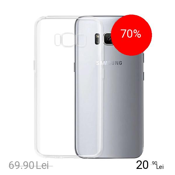 ZMEURINO Husa Capac Spate Soft SAMSUNG Galaxy S8 Plus