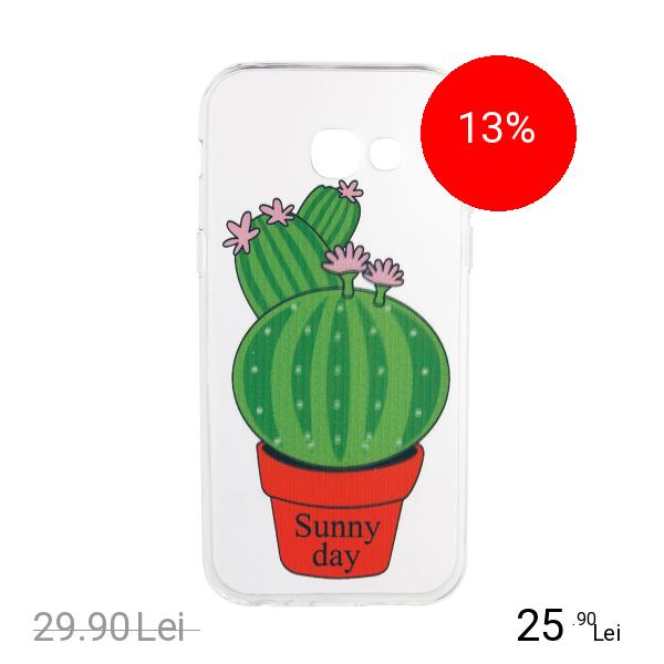 STAR Husa Capac Spate Cactus SAMSUNG Galaxy A5 2017