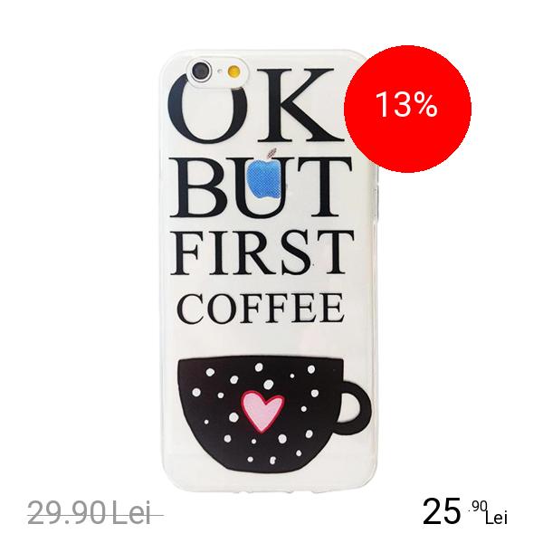 STAR Husa Capac Spate Morning Coffee SAMSUNG Galaxy S8 Plus