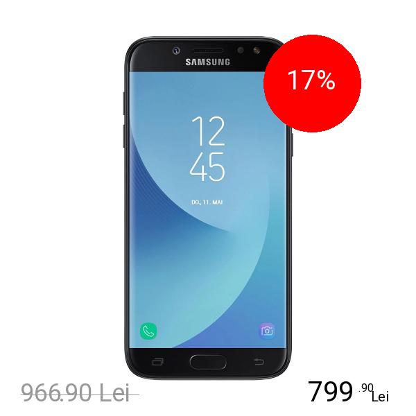 Samsung Galaxy J5 2017 Dual Sim 16GB LTE 4G Negru