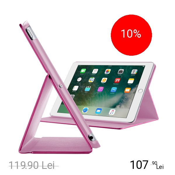 Imagine indisponibila pentru Cellularline Husa Agenda APPLE iPad 2017 9.7