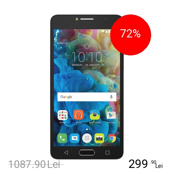 Alcatel Pop 4 Dual Sim 8GB LTE 4G Auriu