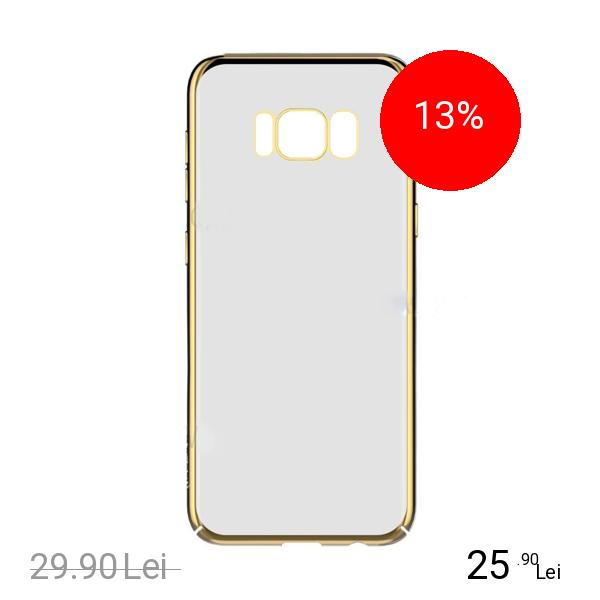 STAR Husa Capac Spate Auriu SAMSUNG Galaxy S8