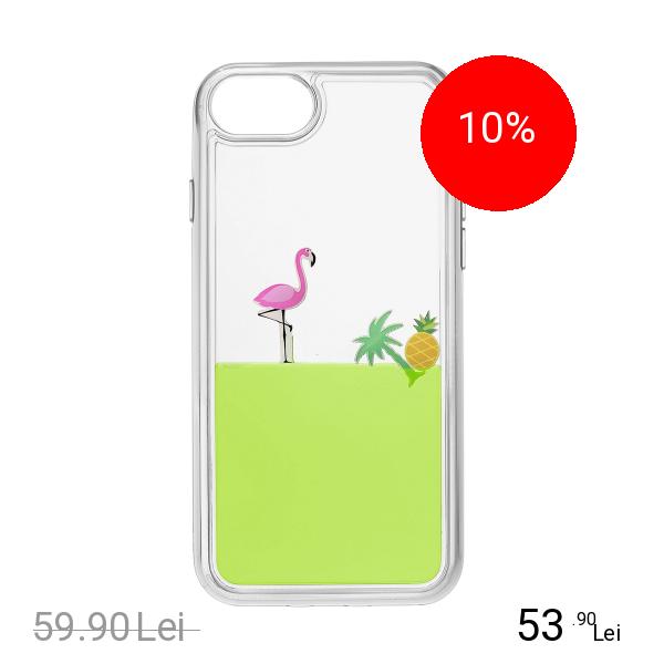 Cellularline Husa Capac Spate Liquid Aqua APPLE iPhone 6, iPhone 6S
