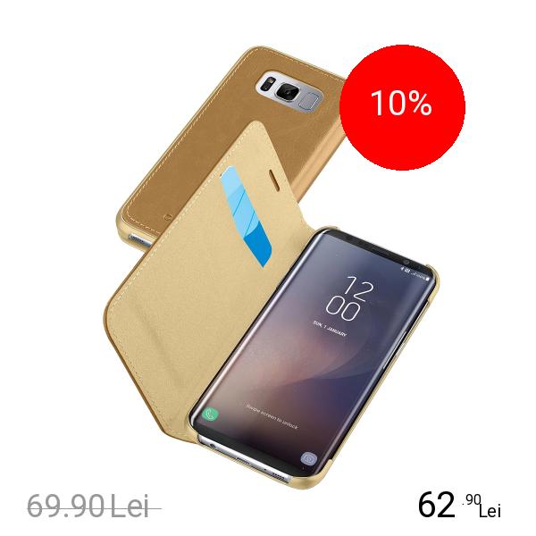 Cellularline Husa Agenda Maro SAMSUNG Galaxy S8