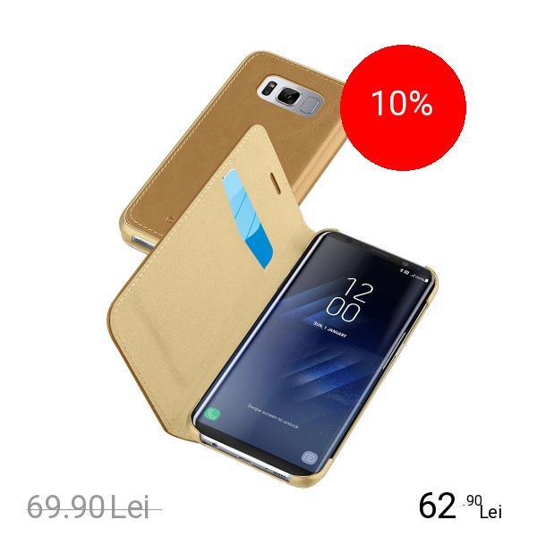 Cellularline Husa Agenda SAMSUNG Galaxy S8 Plus