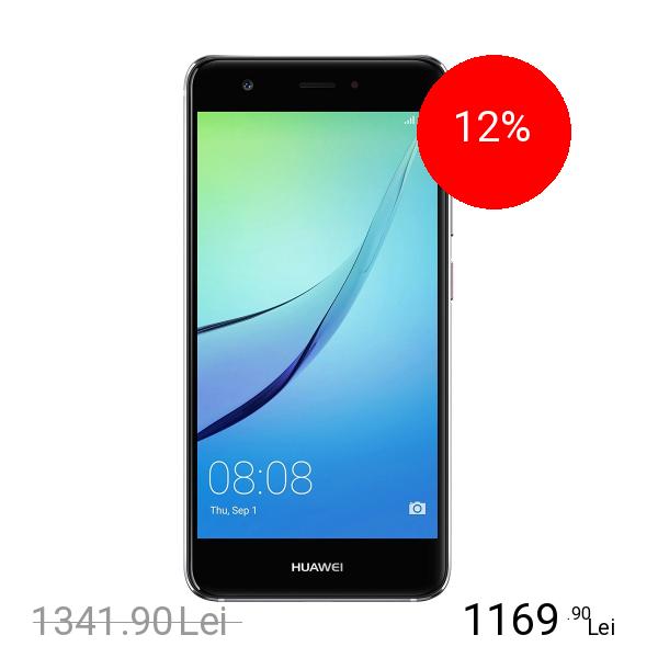 Huawei Nova Dual Sim 64GB LTE 4G Negru 4GB RAM