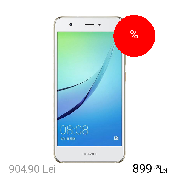 Huawei Nova Dual Sim 64GB LTE 4G Auriu 4GB RAM