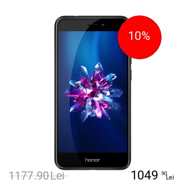 Huawei P8 Lite 2017 Dual Sim 64GB LTE 4G Negru 4GB RAM
