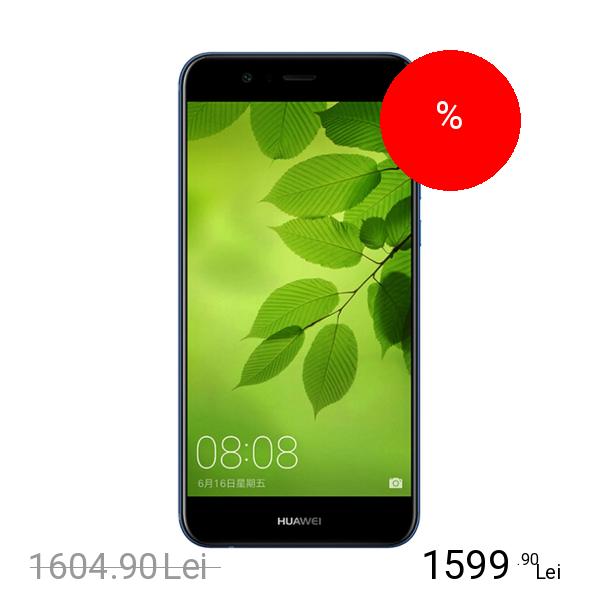 Huawei Nova 2 Plus Dual Sim 128GB LTE 4G Albastru 4GB RAM