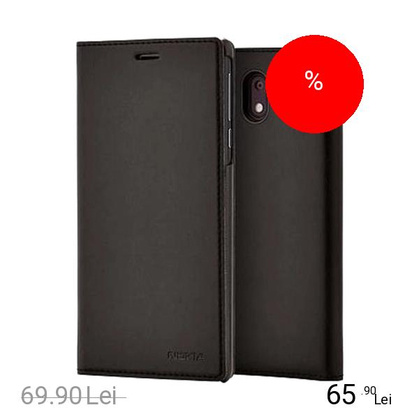 Nokia Husa Agenda Slim Negru NOKIA 3