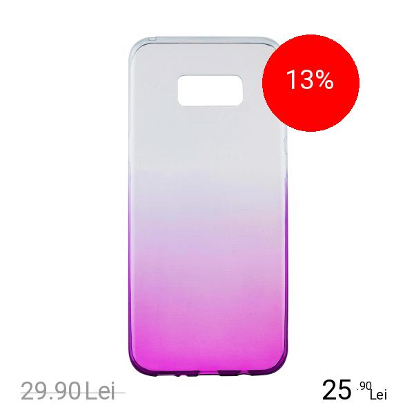 STAR Husa Capac Spate Duo Case Violet Samsung Galaxy S7